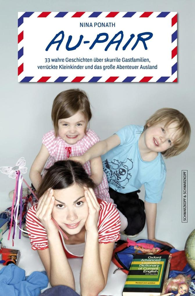 Au-pair als eBook Download von Nina Ponath