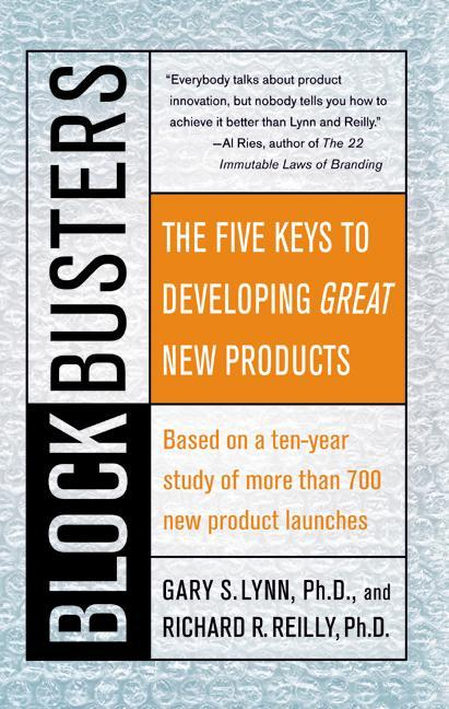 Blockbusters: The Five Keys to Developing Great New Products als Taschenbuch