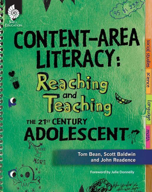 Content-Area Literacy als eBook Download von To...