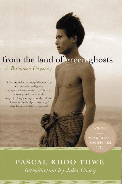 From the Land of Green Ghosts: A Burmese Odyssey als Taschenbuch