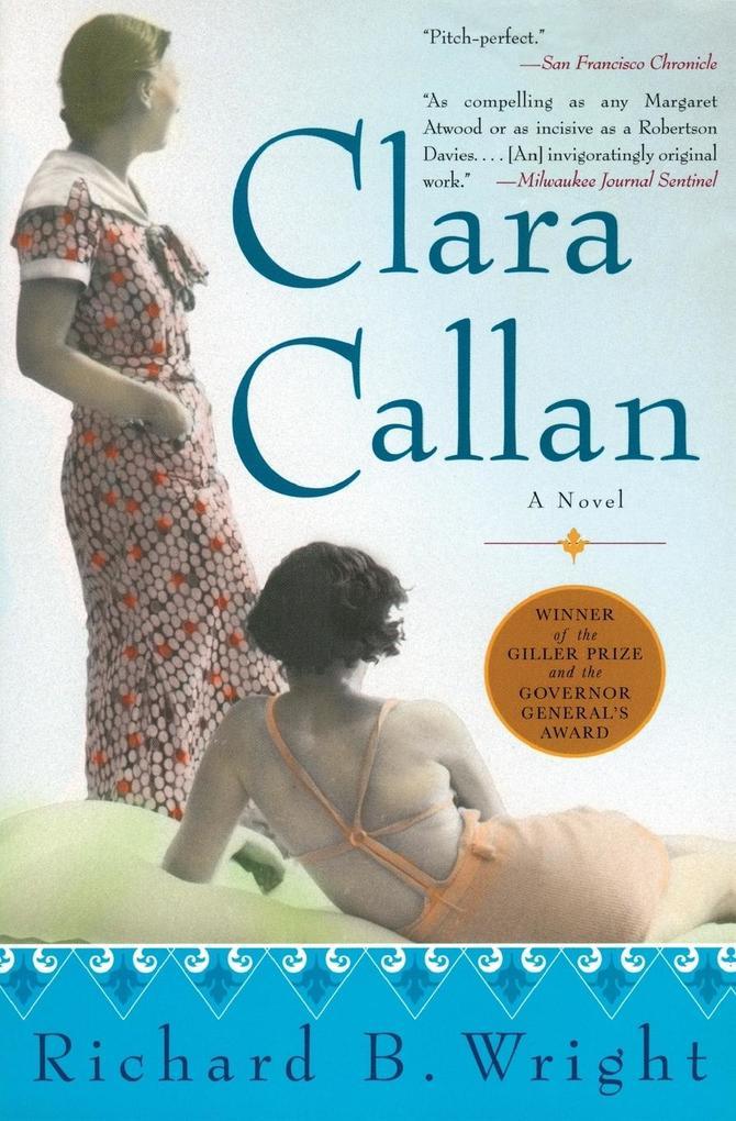 Clara Callan als Taschenbuch