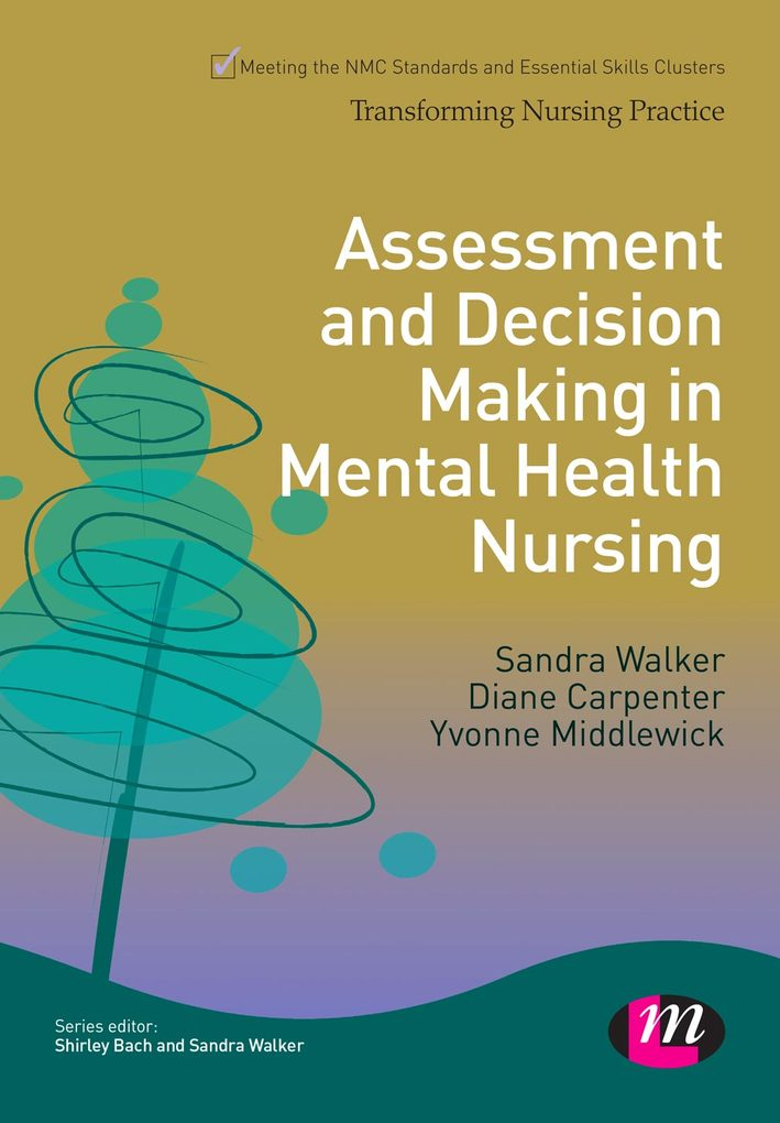 Assessment and Decision Making in Mental Health...