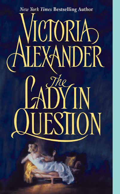 The Lady in Question als Taschenbuch