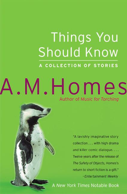 Things You Should Know: A Collection of Stories als Taschenbuch