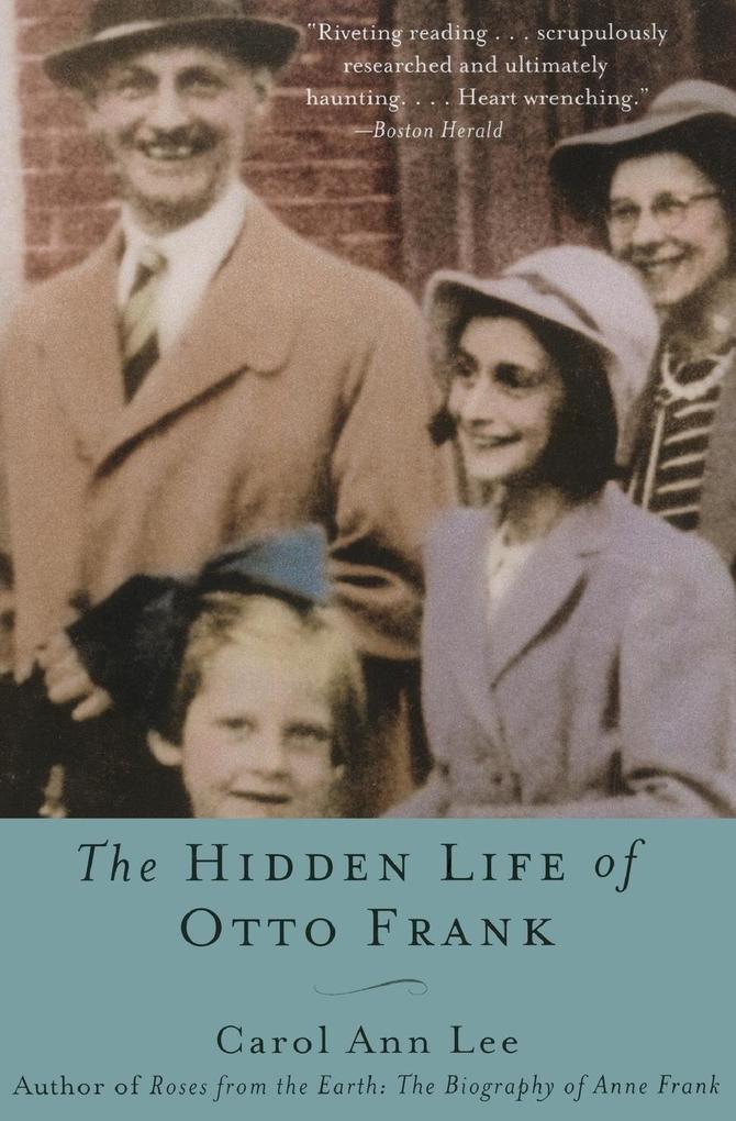 The Hidden Life of Otto Frank als Taschenbuch