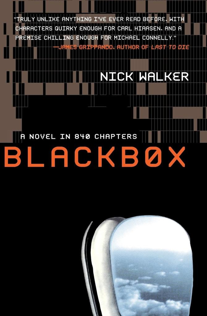 Blackbox: A Novel in 840 Chapters als Taschenbuch
