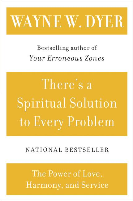 There's a Spiritual Solution to Every Problem als Taschenbuch