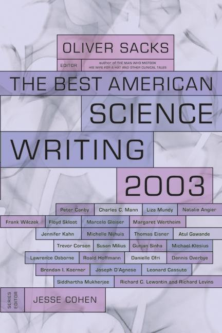 The Best American Science Writing als Taschenbuch
