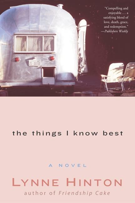 The Things I Know Best als Taschenbuch