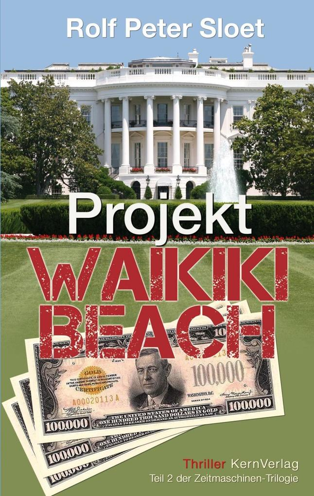 Projekt Waikiki Beach als eBook Download von Ro...