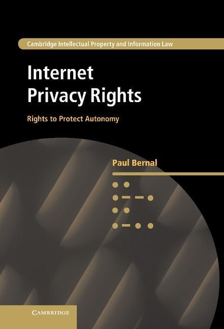 Internet Privacy Rights als eBook Download von ...