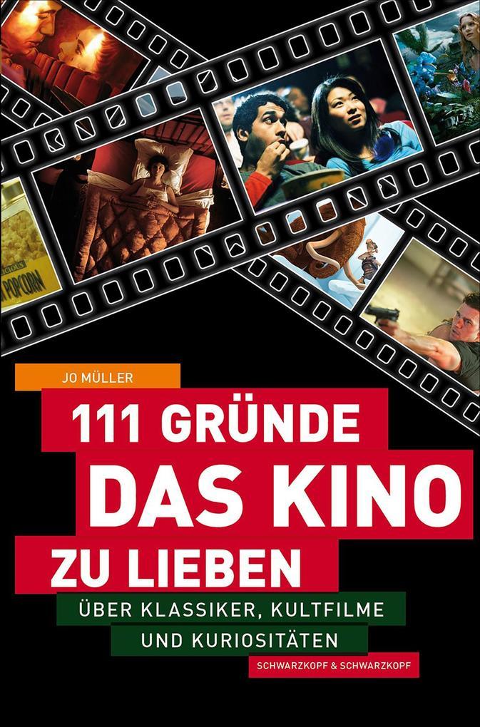111 Gründe, das Kino zu lieben als eBook Downlo...