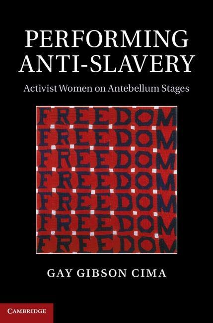 Performing Anti-Slavery als eBook Download von ...