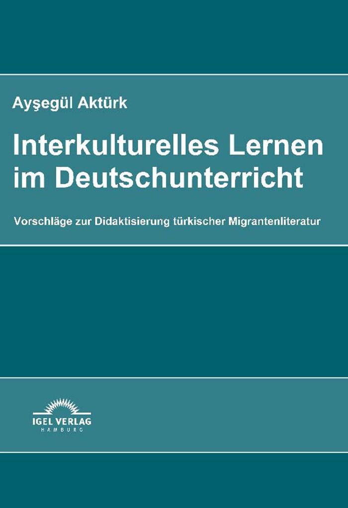 Interkulturelles Lernen im Deutschunterricht al...