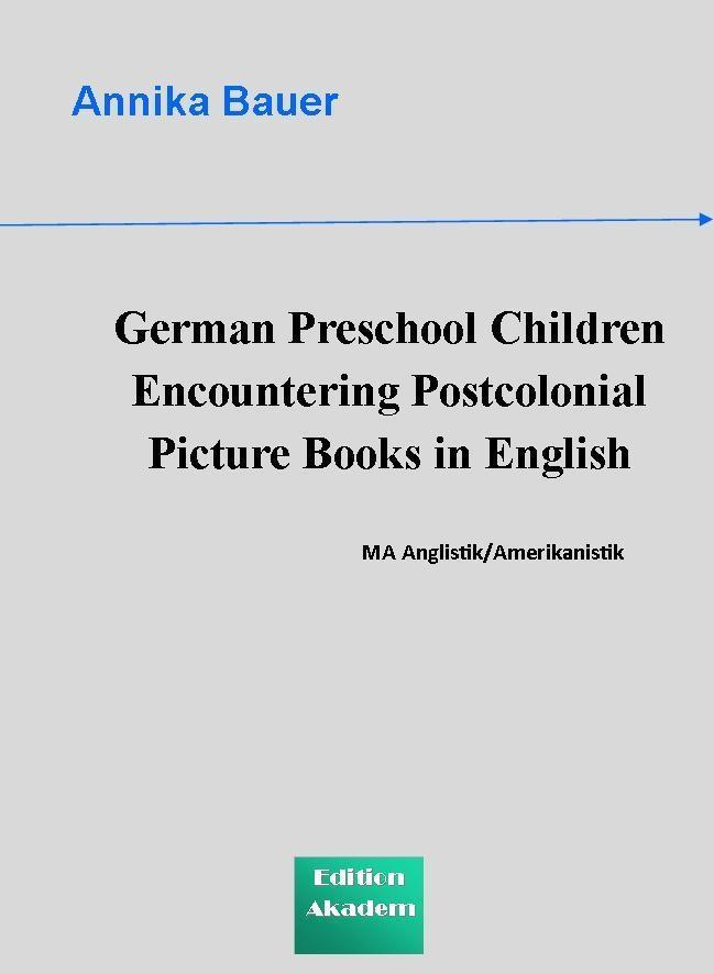 German Preschool Children Encountering Postcolo...