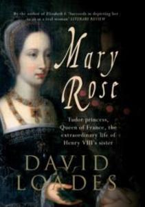 Mary Rose als eBook Download von David Loades