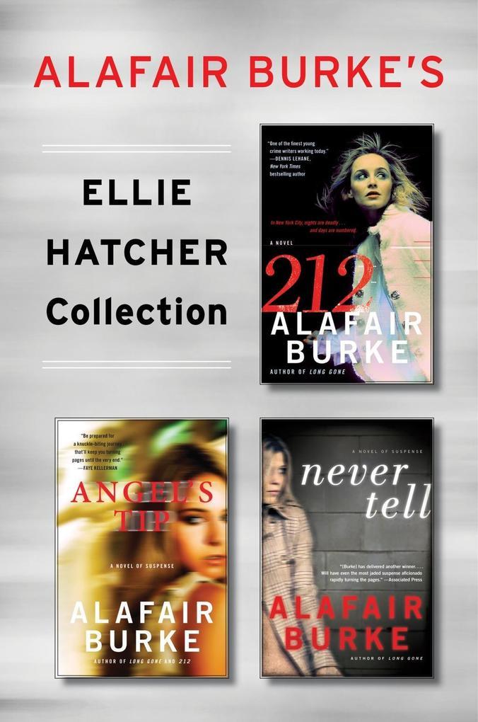 Alafair Burke's Ellie Hatcher Collection als eBook