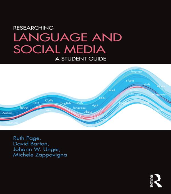 Researching Language and Social Media als eBook...