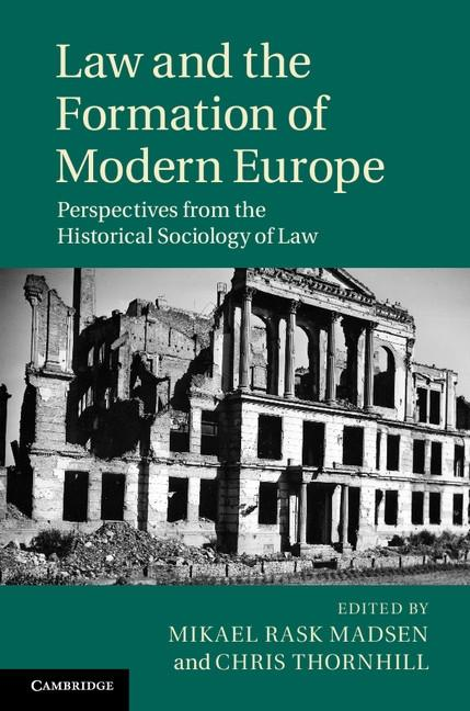 Law and the Formation of Modern Europe als eBoo...