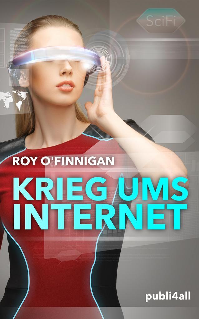 Krieg ums Internet als eBook
