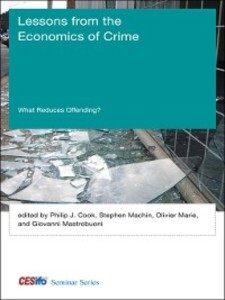 Lessons from the Economics of Crime als eBook D...