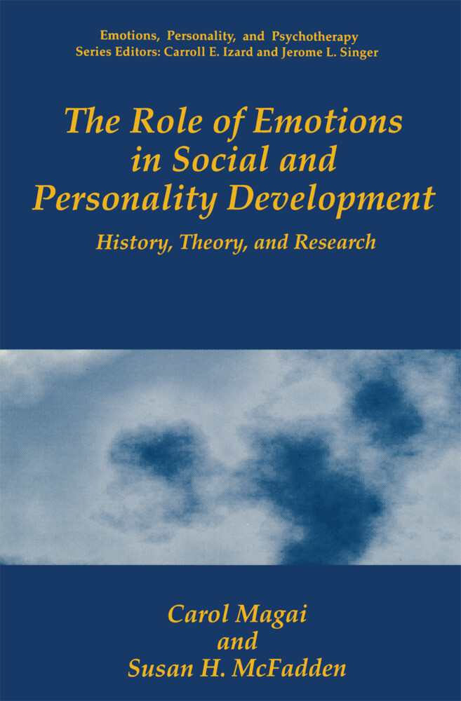 The Role of Emotions in Social and Personality Development als Buch