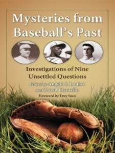 Mysteries from Baseball´s Past als eBook Downlo...