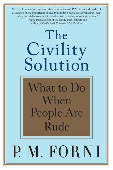 The Civility Solution als eBook Download von P....