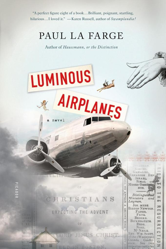 Luminous Airplanes als eBook Download von Paul ...