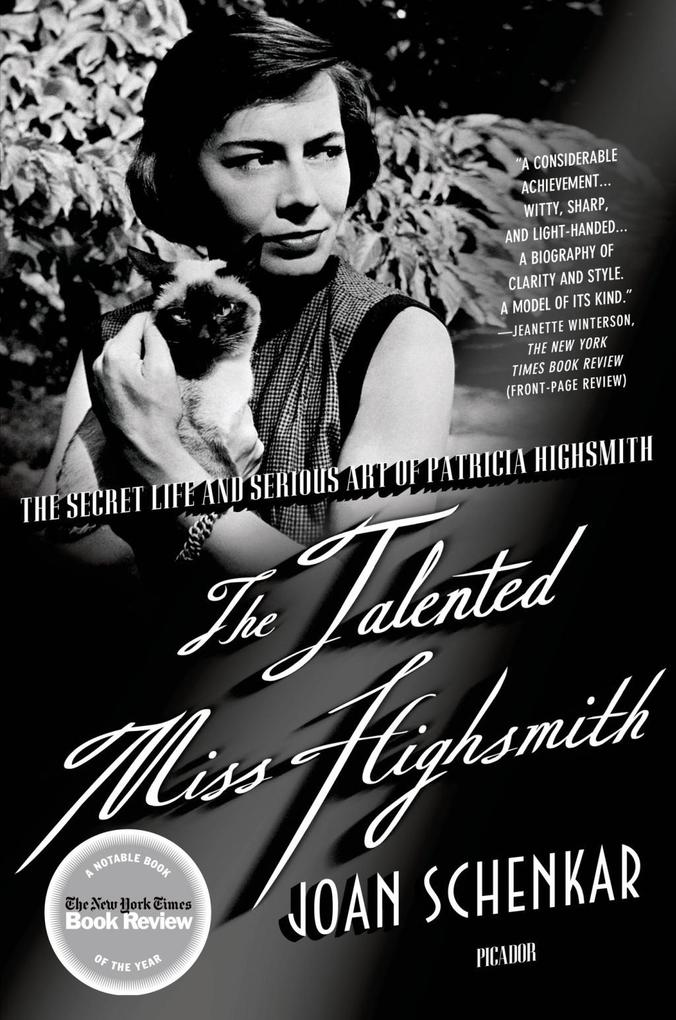The Talented Miss Highsmith als eBook epub