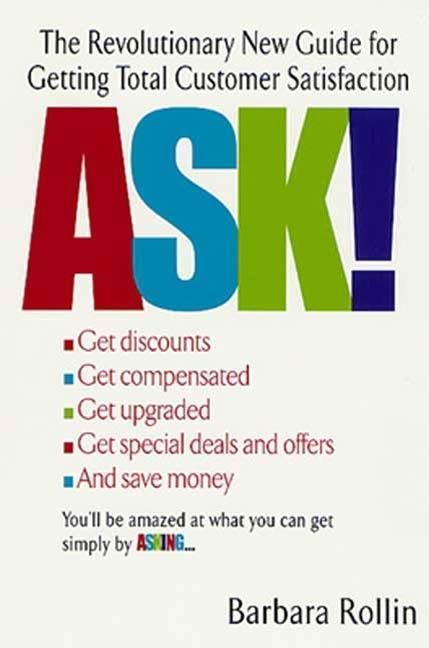 Ask! als eBook Download von Barbara Rollin
