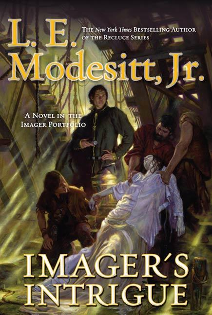 Imager´s Intrigue als eBook Download von Jr. Mo...