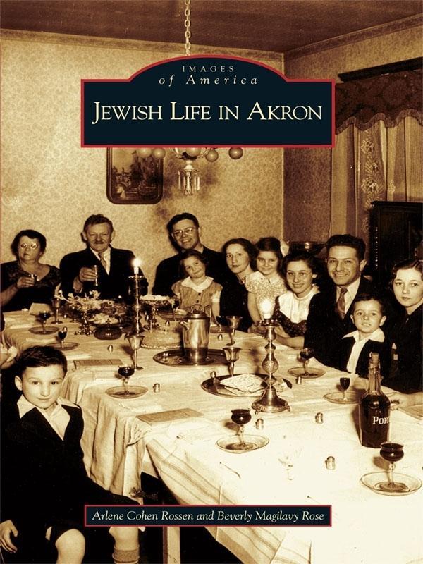 Jewish Life in Akron als eBook Download von Arl...