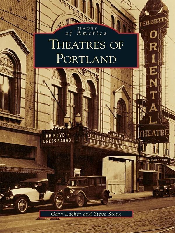 Theatres of Portland als eBook Download von Gar...