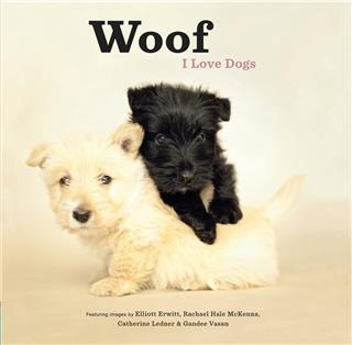 Woof: I Love Dogs als eBook Download von