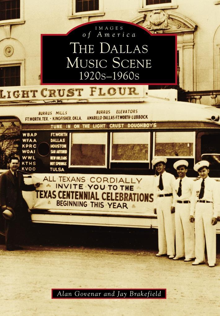 Dallas Music Scene als eBook Download von Alan ...