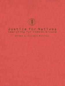 Justice for Natives als eBook Download von Andr...