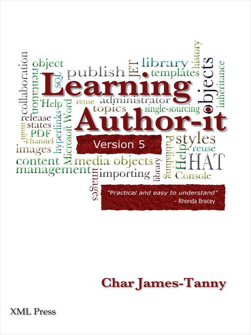 Learning Author-it als eBook Download von Char ...