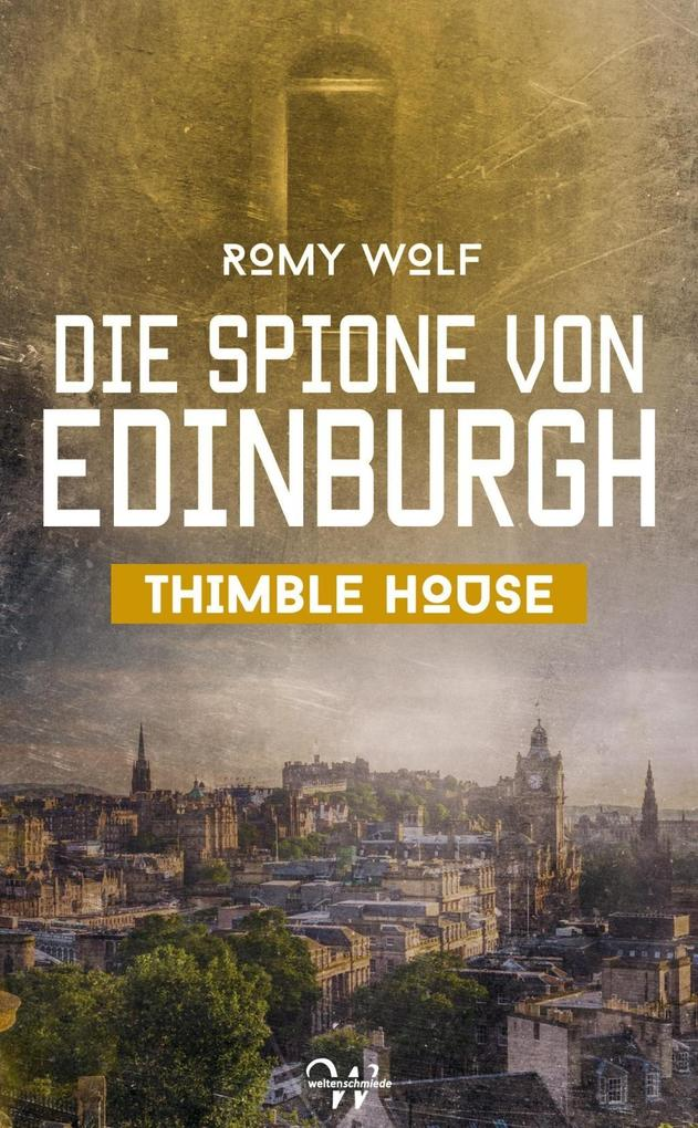 Die Spione von Edinburgh 1 als eBook