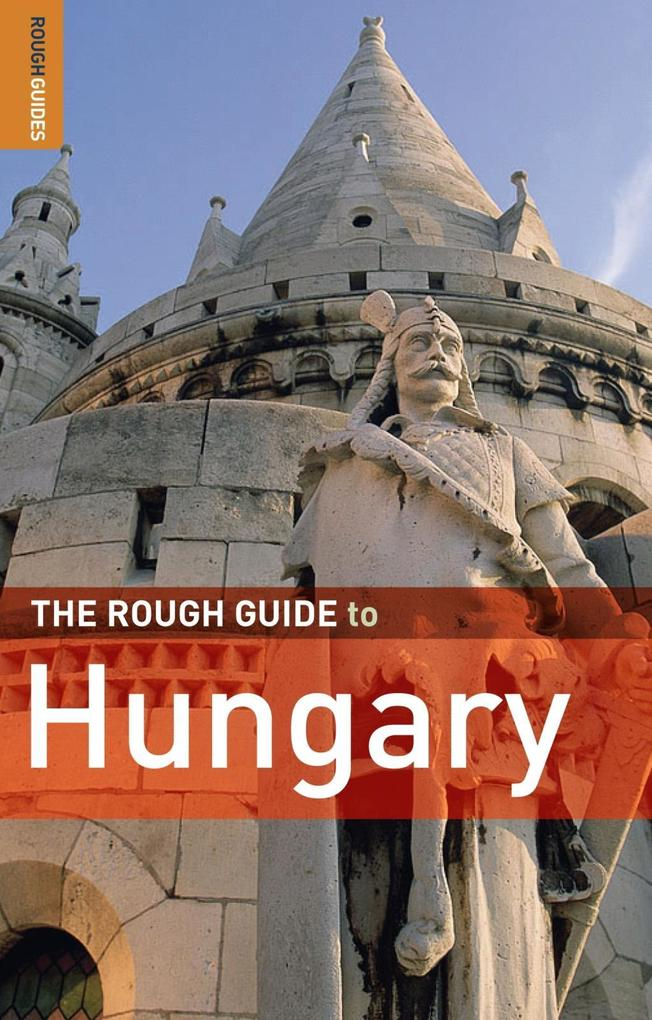 Rough Guide to Hungary als eBook Download von R...