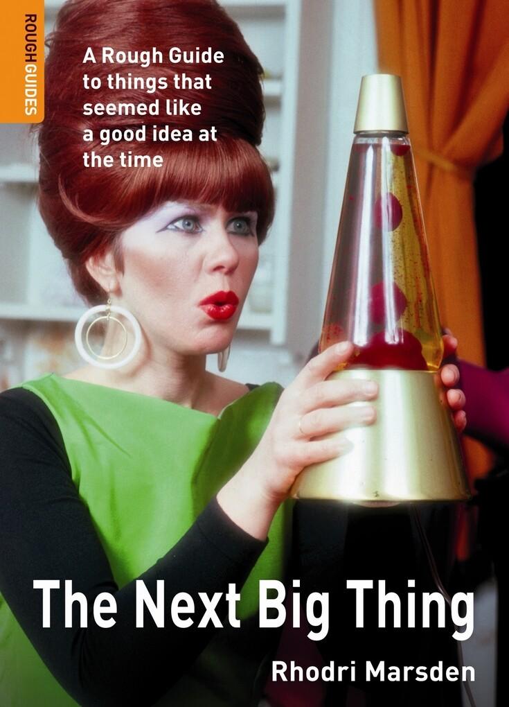 The Next Big Thing als eBook Download von Rhodr...