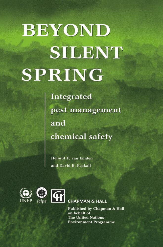 Beyond Silent Spring als Buch