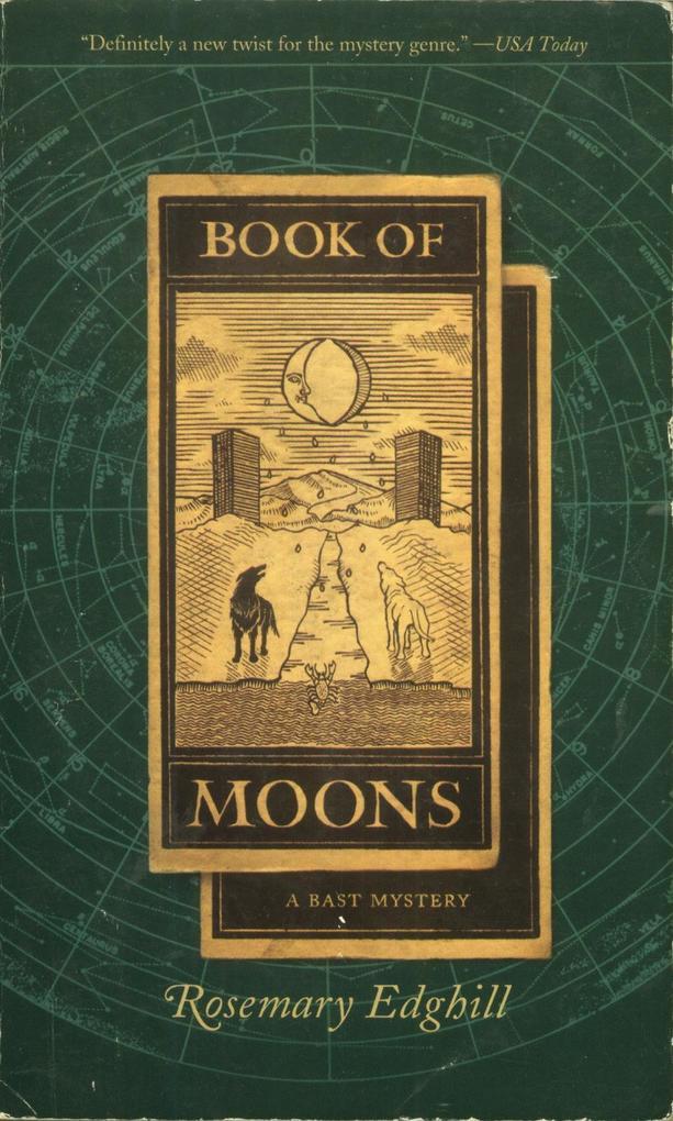 Book of Moons als eBook Download von Rosemary E...