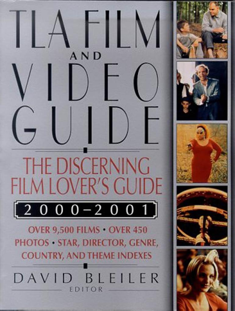 TLA Film and Video Guide 2000-2001 als eBook Do...