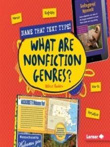 What Are Nonfiction Genres? als eBook Download ...