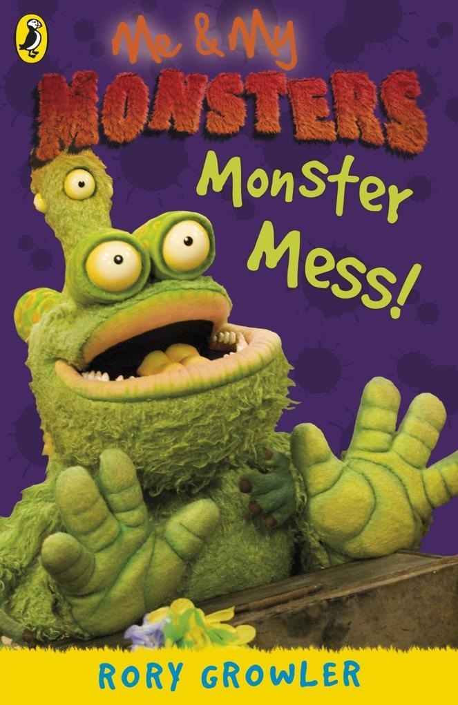 Me And My Monsters: Monster Mess als eBook Down...