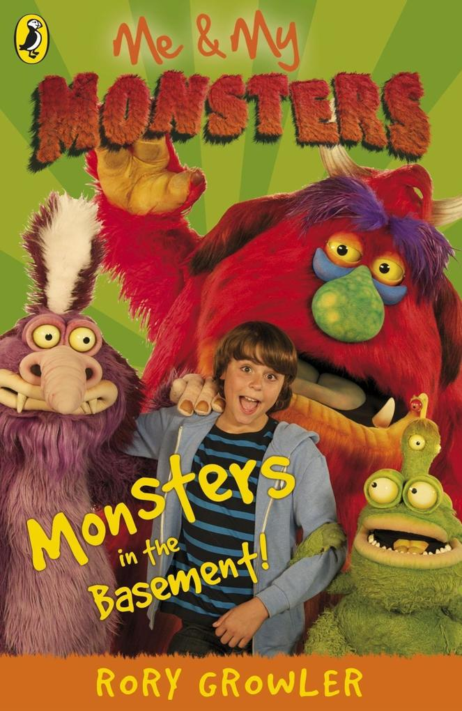 Me And My Monsters: Monsters in the Basement al...