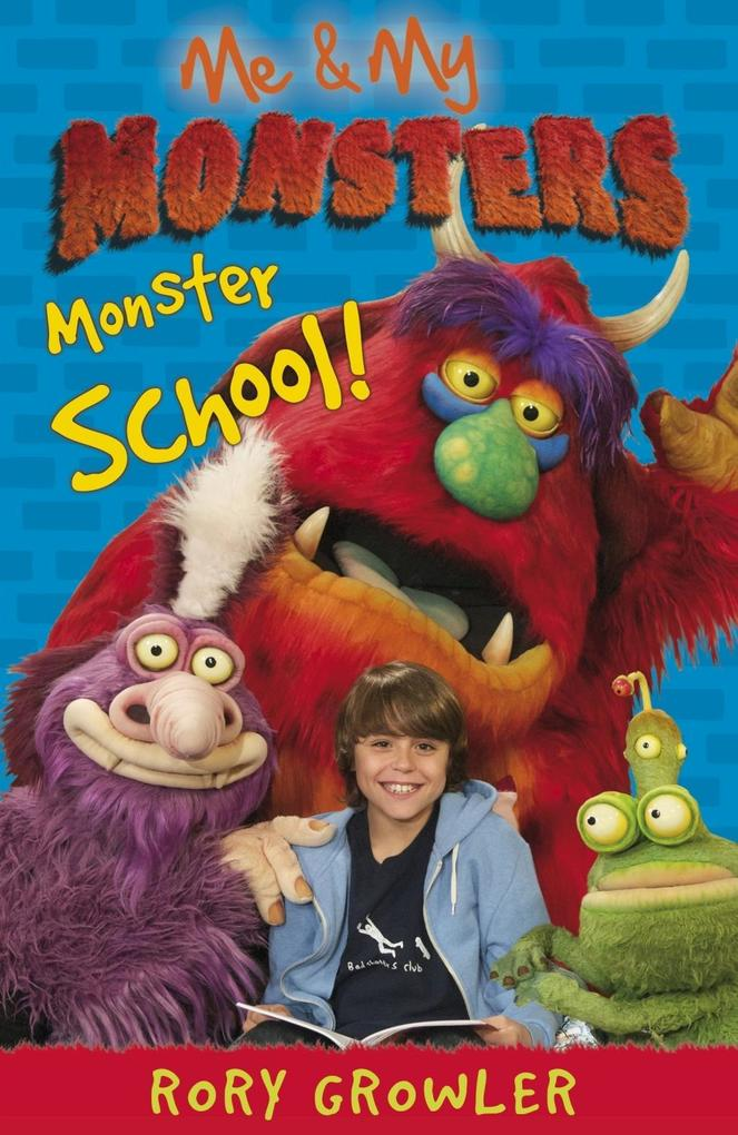 Me & My Monsters: Monster School als eBook Down...