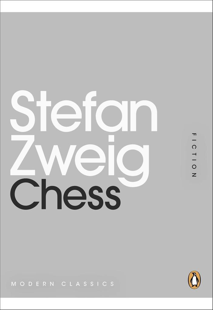 Chess als eBook Download von Stefan Zweig