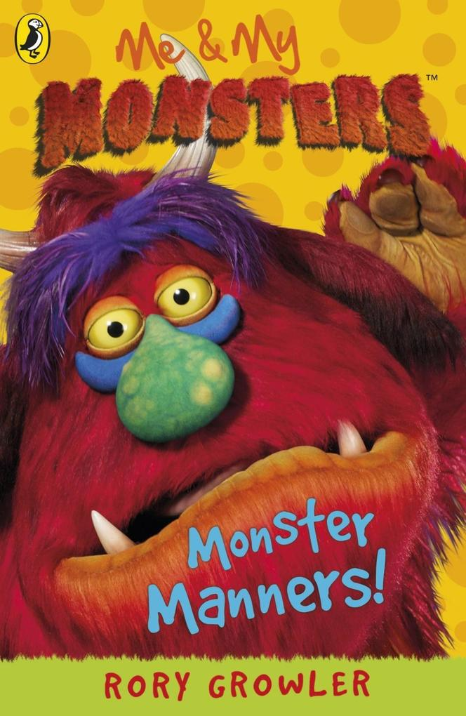 Me & My Monsters: Monster Manners als eBook Dow...
